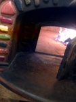 oven fire